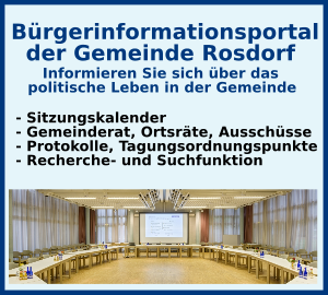 Bürgerinformationsportal