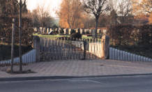Mengershausen Friedhof